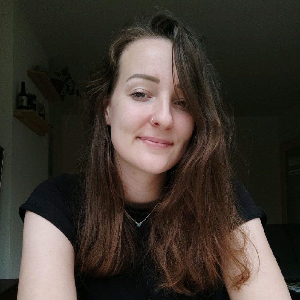 Tamara Diemel portret