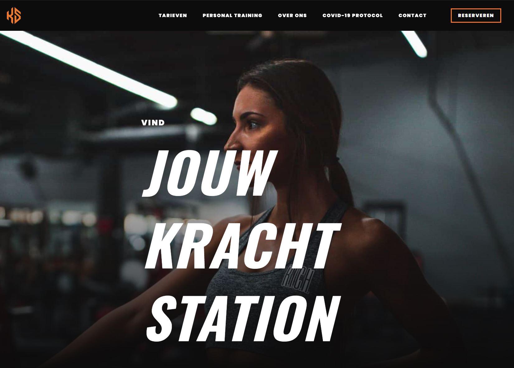 jouwkrachtstation website